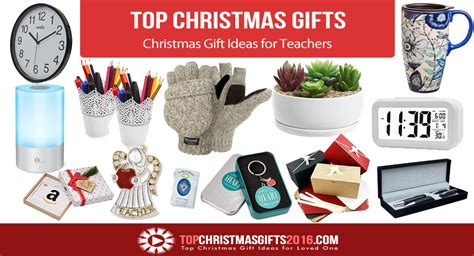 best christmas gift ideas for teachers 2017 top