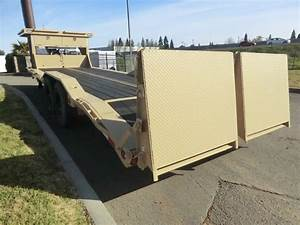 Pj Superwide Trailer  B6 24 U0026 39 X6 U0026quot  Channel  Custom  Desert Tan  Pj Trailertandem 8k Oil Bath Axles