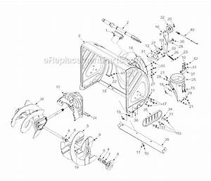 27 Troy Bilt Snowblower Parts Diagram