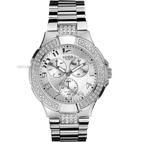 Ladies' Guess Prism Watch (i14503l1)  Watch Shopm™. Diamond Band. Silver Chain Anklet. Custom Wedding Rings. Marriage Band. Diamond Chains. Opal Pendant. Czech Beads. Timeless Wedding Rings