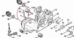 Lz 9417  036 Stihl Chainsaw Parts Diagram Images Download