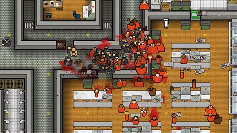 Prison Architect Xbox One Edition Review  Rectify Gaming