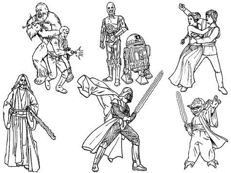 Free Printable Star Wars Coloring Pages Free Printable