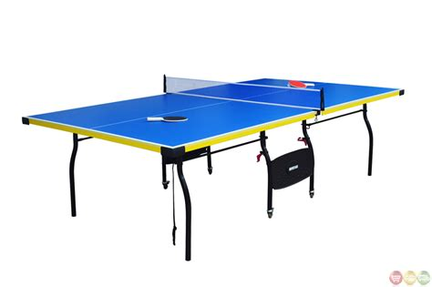 ping pong table accessories table tennis bounce back 9 ft ping pong table w
