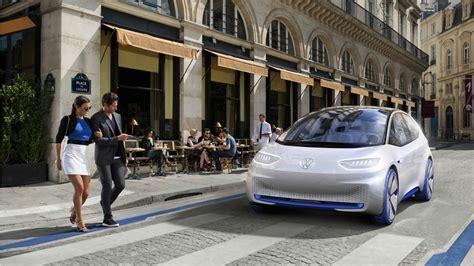 2018 Volkswagen Id Concept 2 Wallpaper Hd Car Wallpapers