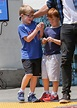 Will Arnett Hits The Supermarket With His Sons | Celeb ...