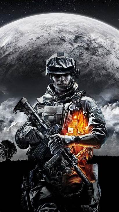 Army Battlefield Iphone Pc Moon Games Wallpapers
