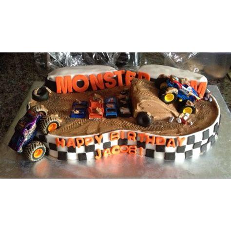 top  ideas  monster truck cakes  pinterest