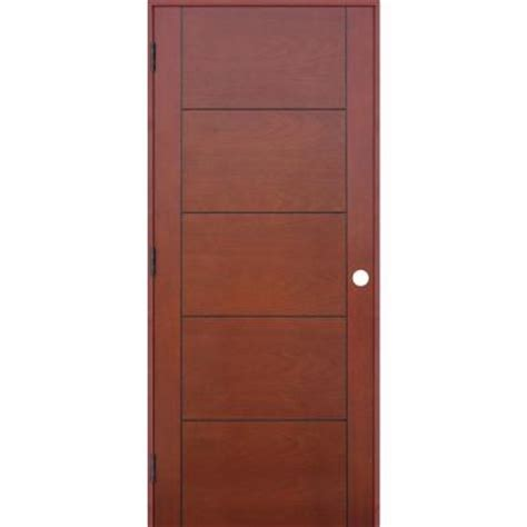 home depot interior door installation pacific entries 28 in x 80 in contemporary prefinished 5