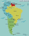 Capital Capitals: South America – Material World