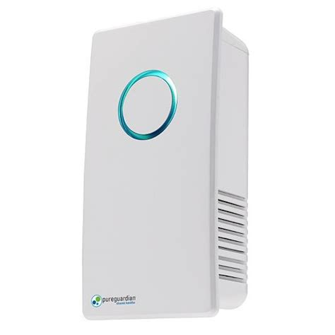 GermGuardian GG1100 Pluggable Sanitizer Air Purifier with UV-C