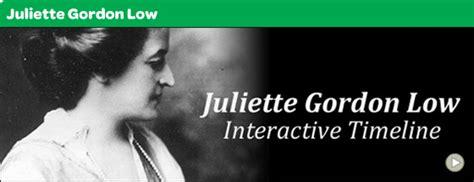 history juliette gordon  biography