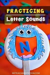 Fun Ways To Practice Alphabet Letter Sounds