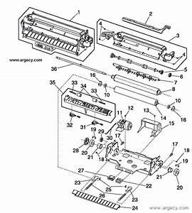 Ibm Infoprint 1140  U0026 1140n  4540  Parts