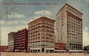 Corner of Michigan Ave. and Griswold St Detroit, MI