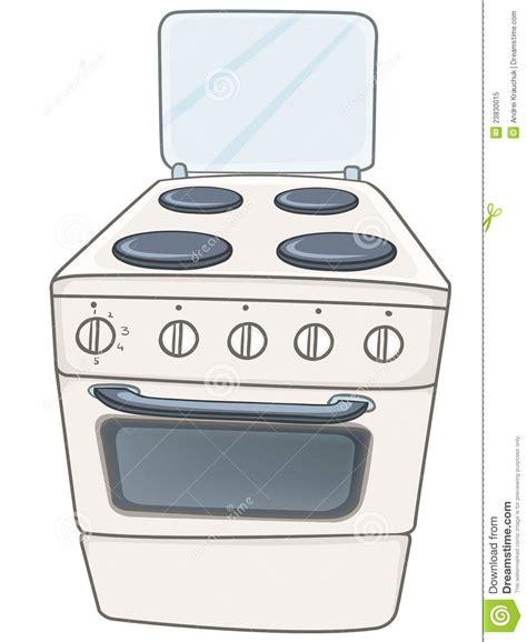 dessin animé de cuisine poêle de cuisine à la maison de dessin animé photo libre