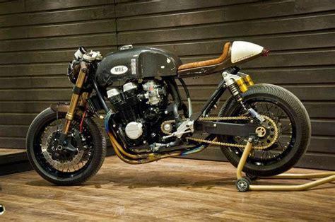 honda cb 750 rc42 cafe racer oficina grease n gasoline moto