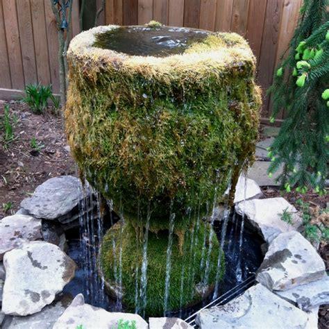 disappearing fountains disappearing fountain out back pinterest