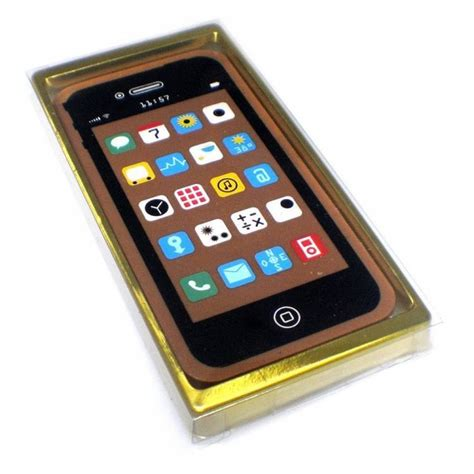 chocolate iphone milk chocolate iphone replica great gift