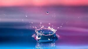 Water, Drop, Hd, 3d, Wallpaper