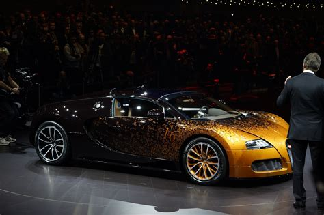Bugatti Veyron Grand Sport Venet Is A Rusty Piece Of