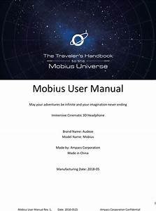 Mobius User Manual User Manual