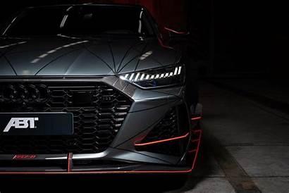 Rs7 Abt Audi Sportback 740hp Upgrade Gets