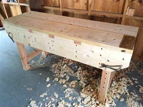 woodworkers workbench workbench plans  hand tool