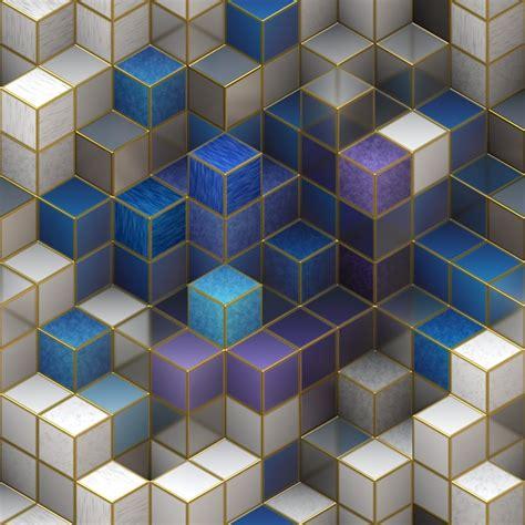 design a cube free illustration cube cubic design 3d shape free