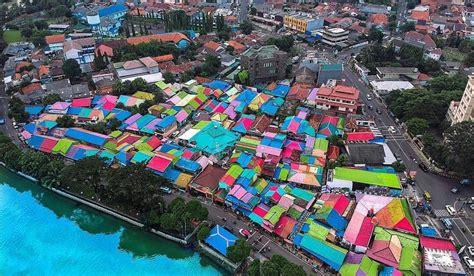kampung bekelir spot wisata   hits  tangerang