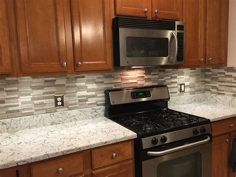 kitchen counters and backsplashes done installing backsplash countertops gray