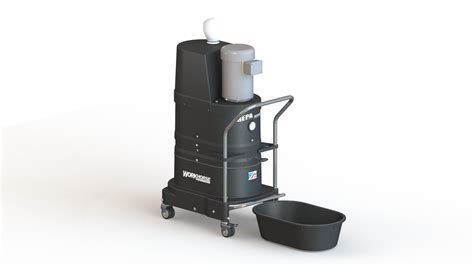 range vac  lead dust removal system ruwac usa