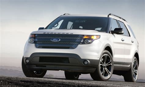2018 Ford Explorer by 2018 Ford Explorer Carbuzz Info
