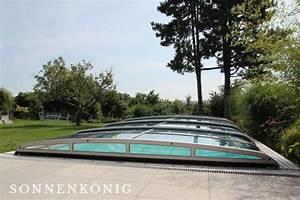 Poolüberdachung Ohne Schienen : pool berdachungen linz superflach pool berdachung linz superflach ~ Markanthonyermac.com Haus und Dekorationen