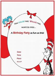 dr seuss birthday invitation free template invitations With dr seuss birthday card template