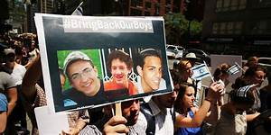 Bodies Of Kidnapped Israeli Teens Found Buried By IDF ...