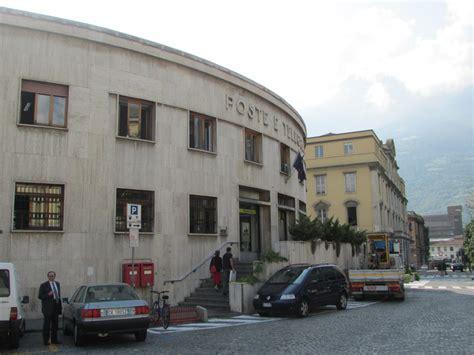 Sede Poste Italiane Poste Chiudono Per Lavori Gli Uffici Centrali Di Aosta