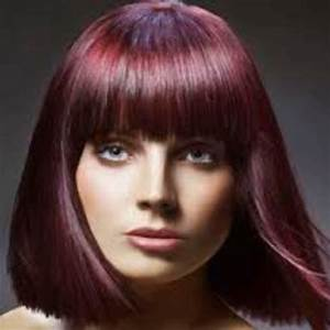 Dark red violet hair color :) | Hair | Pinterest