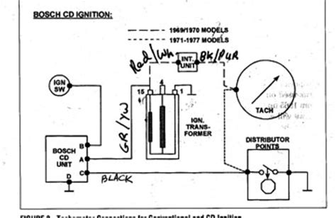 1975 911 Tach Wiring Diagram by Msd Pertronix And A Working Tach Pelican Parts Forums