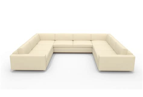 u shaped sectional with ottoman u shaped sectional with chaise design homesfeed
