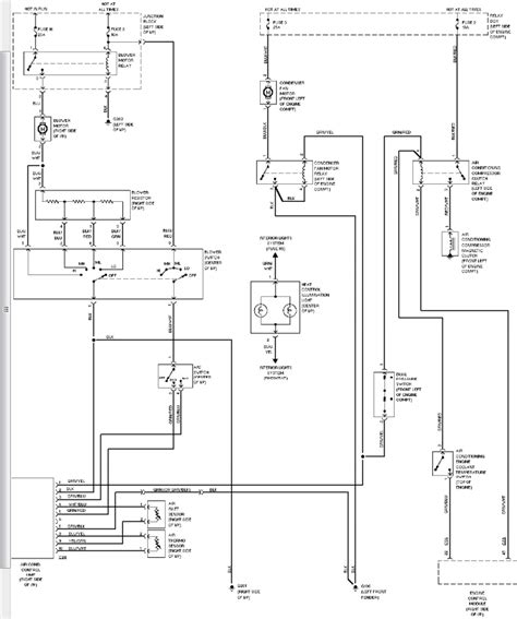 auto air conditioning repair 1994 mitsubishi precis electronic valve timing electronic circuit diagram electro schematic september 2011