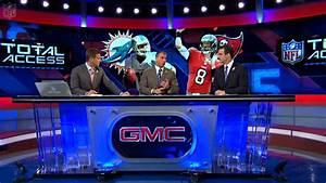 NFL Total Access Broadcast Set Design Gallery