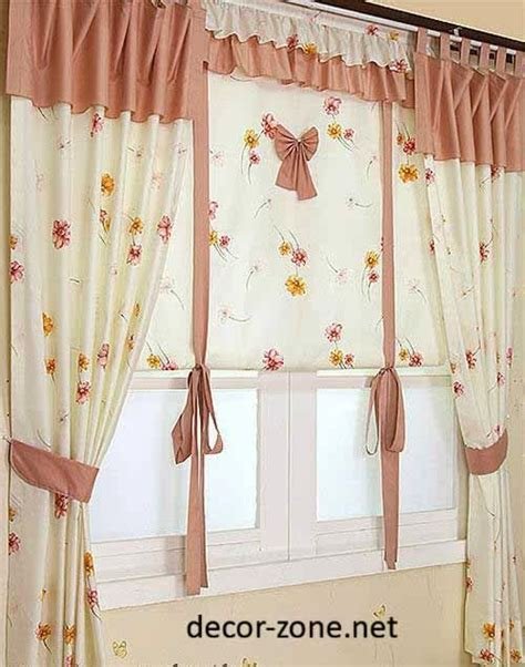 curtain ideas for kitchen 73 best images about cortinas con apliques para cocina