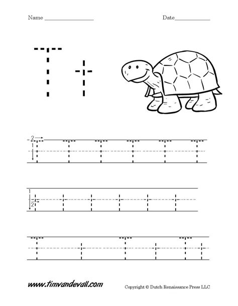 letter t worksheet tim s printables letter t