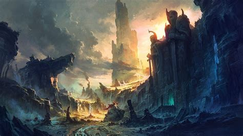 Fantasy Artwork Background Hd 2  Drawing 1 Pinterest