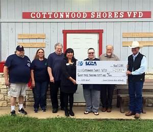 LCRA-PEC grants go toward Cottonwood Shores VFD and ...