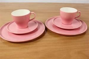 Geschirr Set Pastell : 2 kaffee gedecke melitta ascona geschirr pastell rosa porzellan service vintage melitta ~ Eleganceandgraceweddings.com Haus und Dekorationen