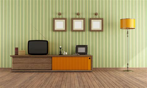 Retro Living Room Yellow by A Fascinating Look At The Technology Prevalent In The 1970s