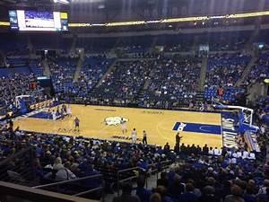 Chaifetz Arena Seating Chart Chaifetz Arena Section 213 Row A Seat 11 Saint Louis