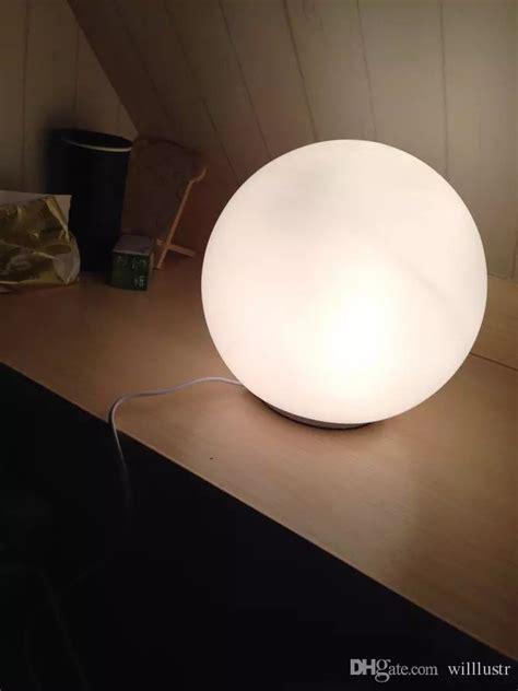 modern led table lamp  ball globe lighting